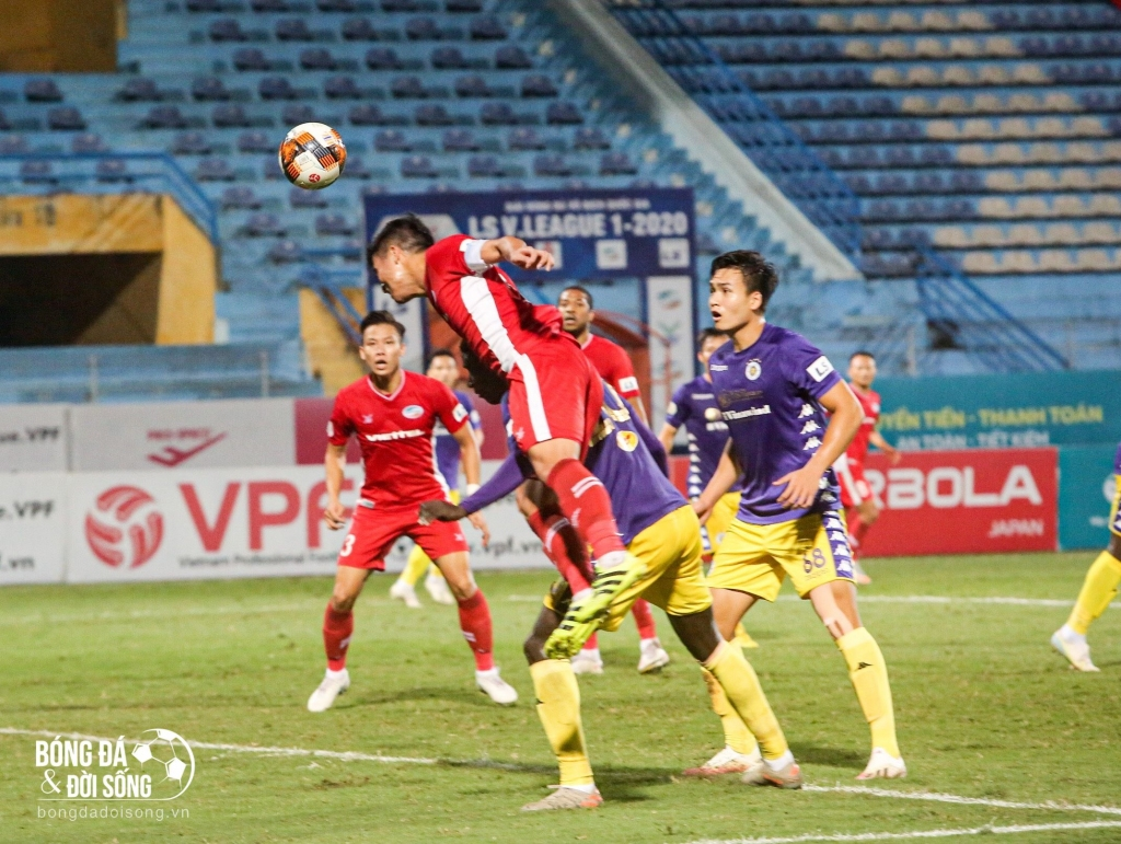 derby thu do viettel ha noi vleague 2020 21